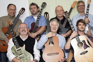 The Stringmess lassen die Gitarren klingen