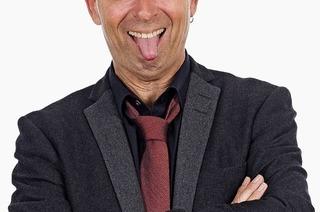 """Frank Sauer mit neuem Programm """"Mit Vollgas in die Sackgasse"""" im Nellie Nashorn in Lörrach"""