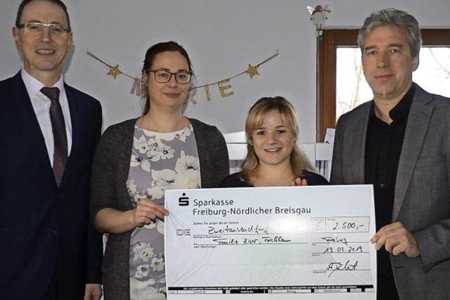 2500 Euro für schwer erkrankte Vierjährige