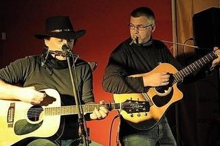 Karl David und Martin Lutz in Neuenburg