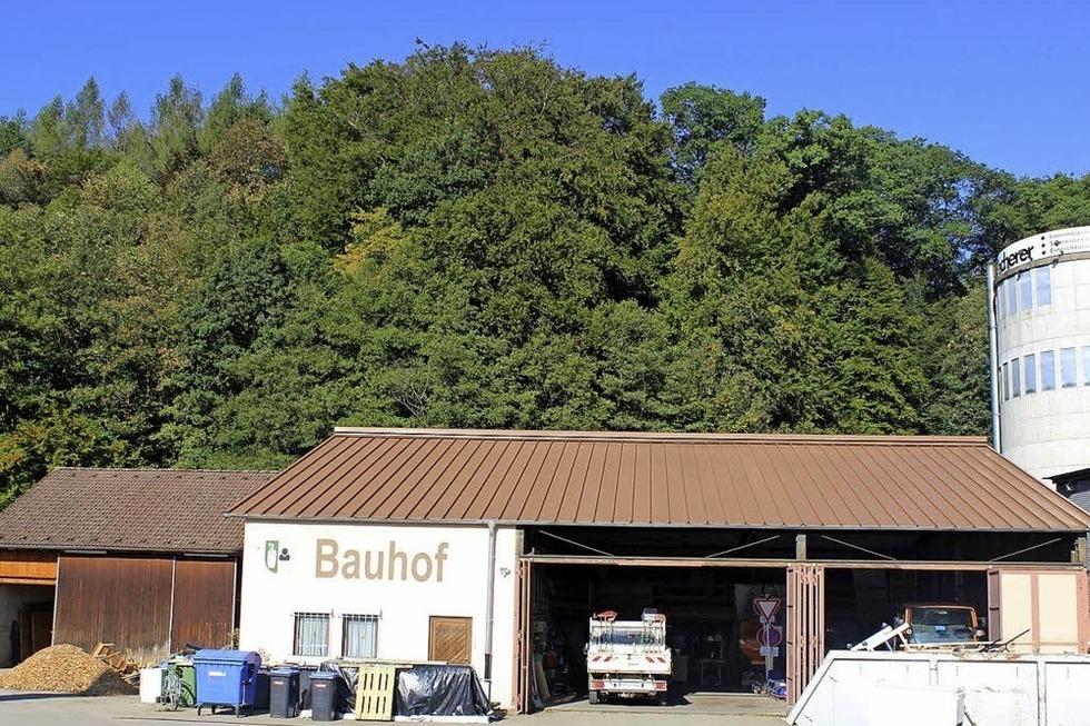 Bauhof - Elzach