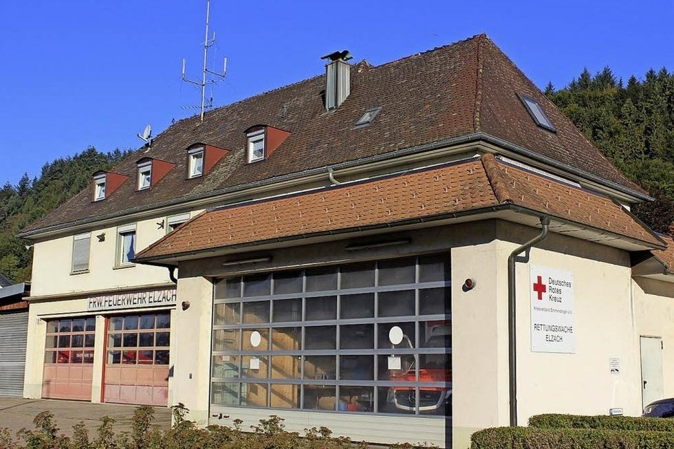 Feuerwehrgerätehaus - Elzach