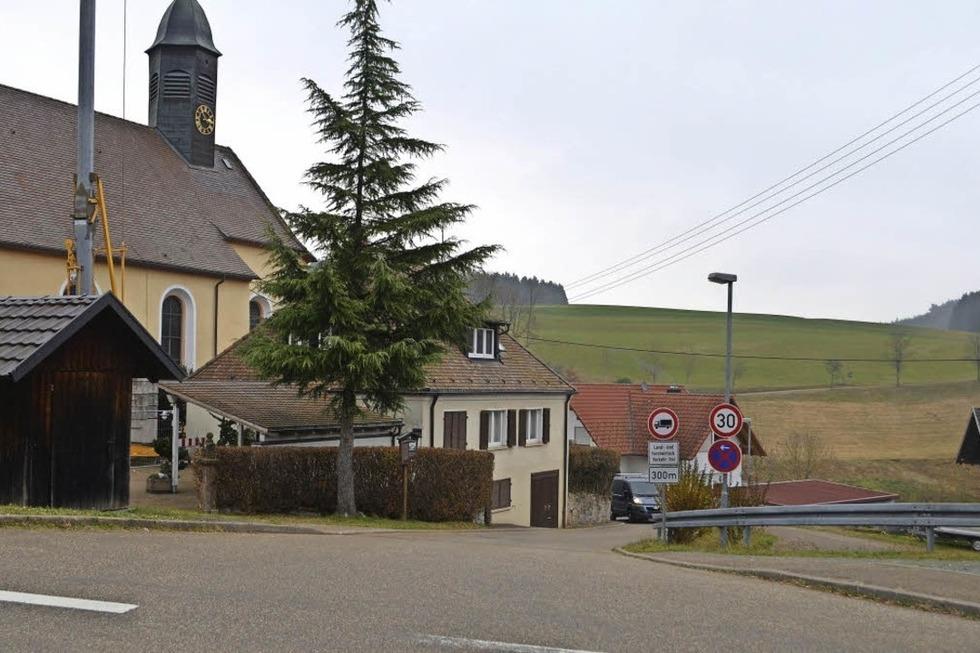 Ortsteil Kirchhöf - Biederbach