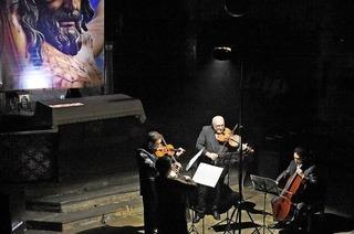 Passionskonzert mit Musikern aus der Partnerstadt Lemberg
