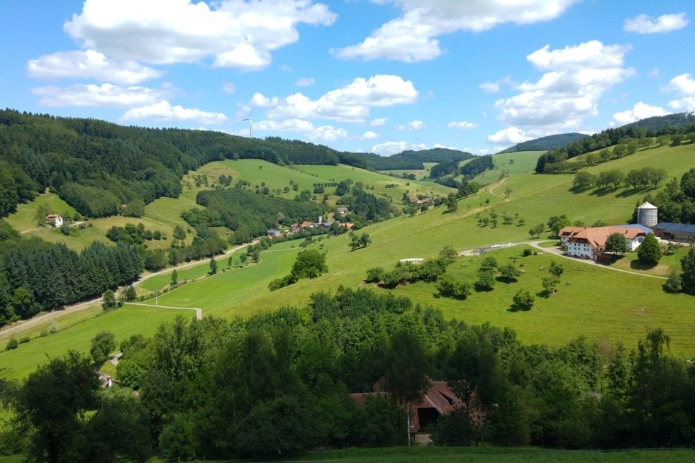 Ortsteil Brettental - Freiamt