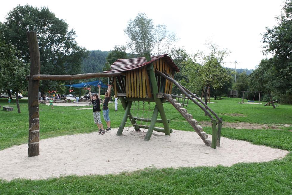 Spielplatz Grenzenlos (Reichenbach) - Lahr
