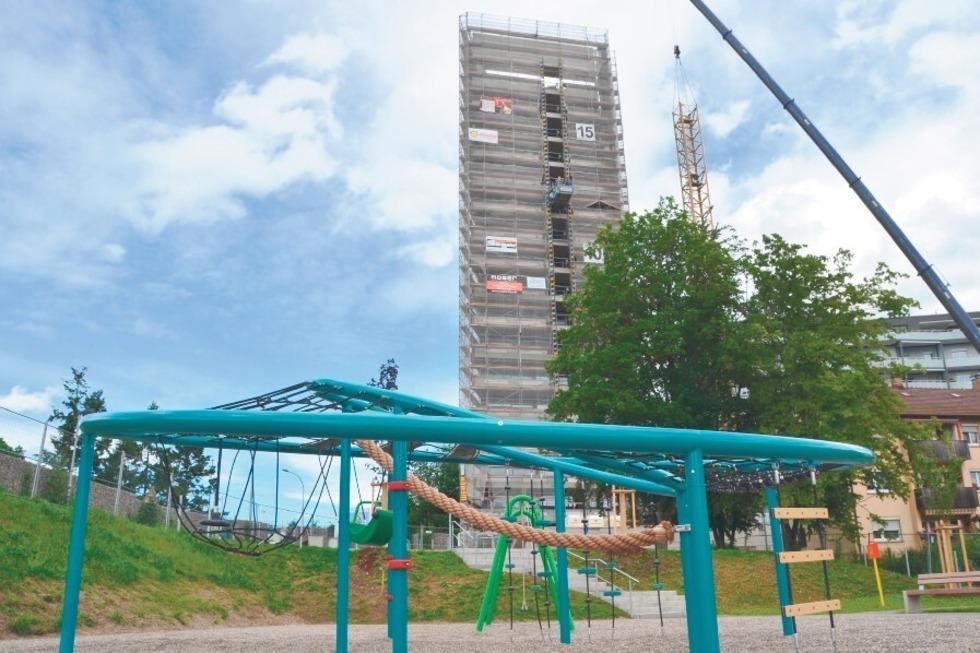 Spielplatz Neumatt (Stetten) - Lörrach