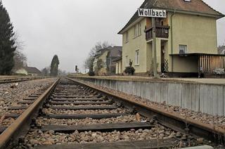Bahnhof Wollbach
