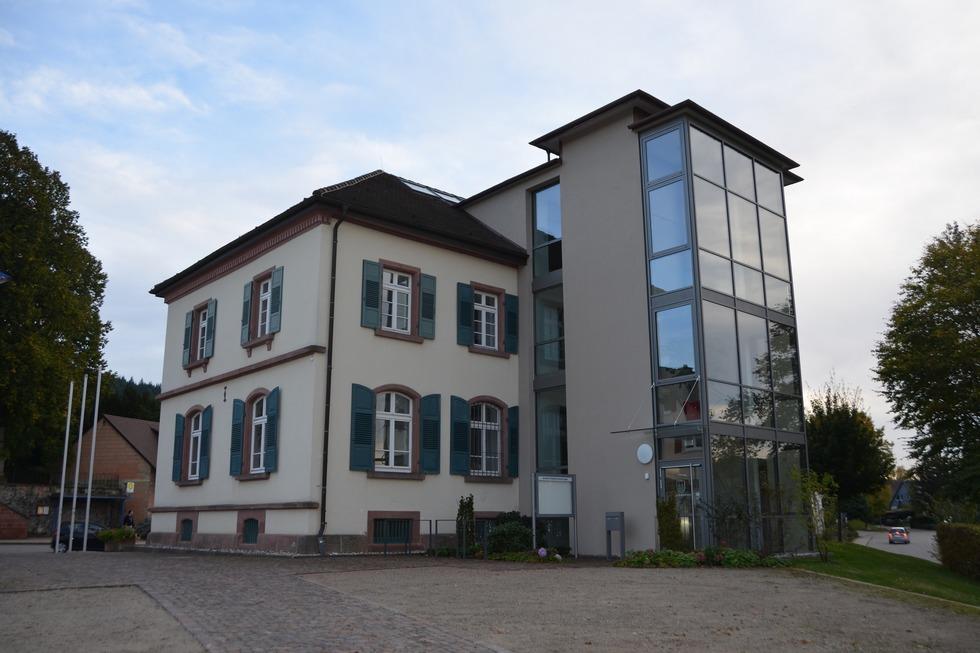 Rathaus - Bollschweil