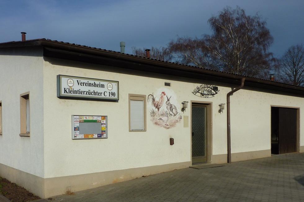 Vereinsheim Kleintierzuchtverein - Teningen