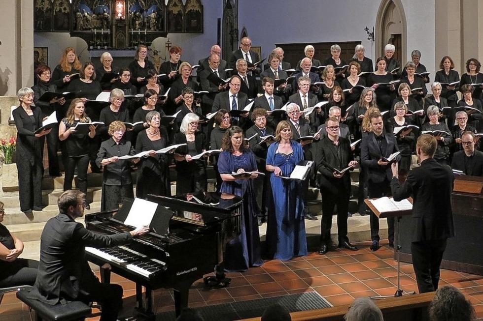 Die Heinrich-Schütz-Kantorei bringt Carl Loewe zur Aufführung - Badische Zeitung TICKET