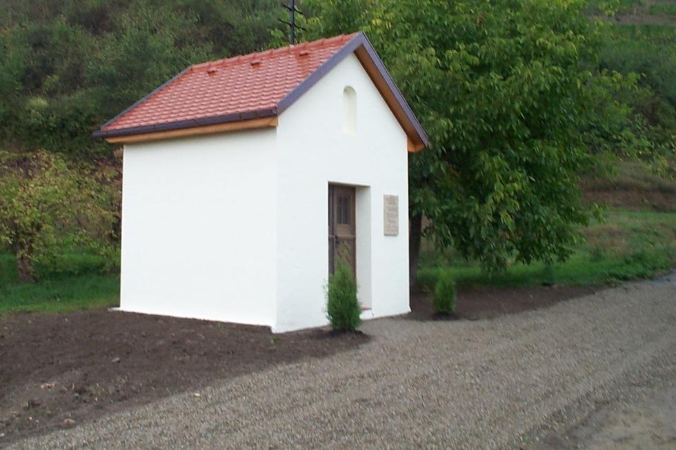 St. Anna-Kapelle Wasenweiler - Ihringen