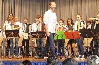 Projektorchester aus fünf Vereinen mit Jugendmusikschule und fünf Jugendorchester in Hinterzarten