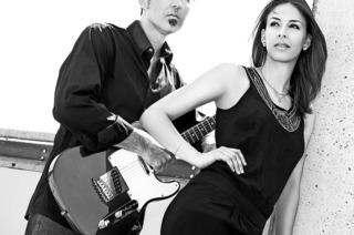 Soul-, Pop- und Jazzklassiker mit Céline Huber und Oliver Fabro in Schopfheim-Fahrnau