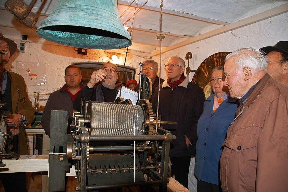 Turmuhrenmuseum im Heimatmuseum - Freiamt