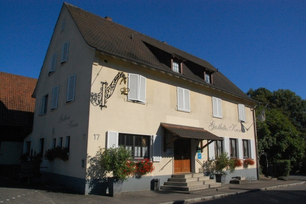 Gasthaus zur Krone (Märkt) - Weil am Rhein