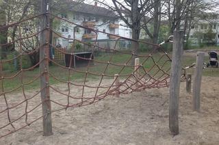 Spielplatz beim Bürgerhaus (Zähringen)