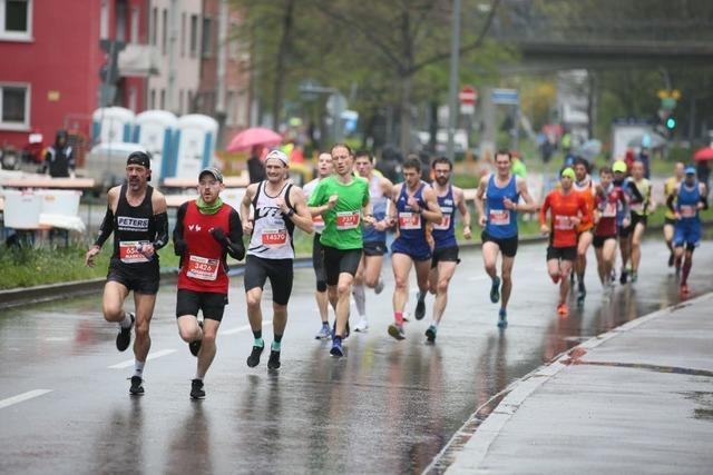 Communod und Schmey gewinnen den Freiburg-Marathon 2019