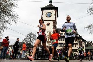 Das war der Freiburg-Marathon 2019 – BZ-Redakteurin Kathrin Blum ist mitgelaufen