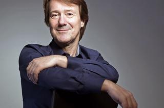 Rainer Bielfeldt spielt in der Passage 46