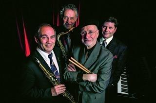 The International Trio & Olivier Franc im Lörracher Jazztone