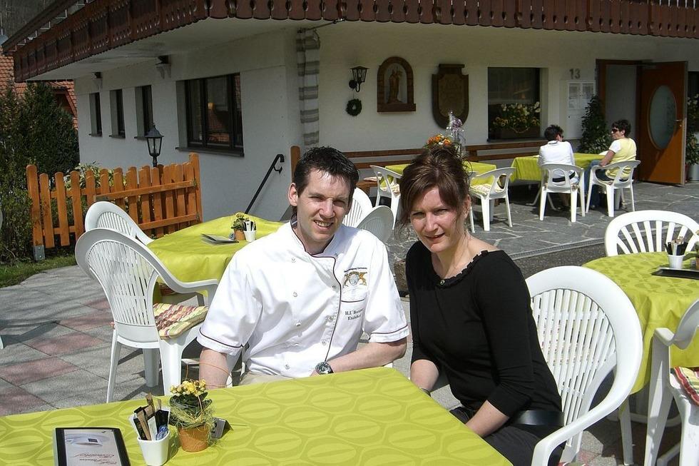 Café-Pension Endehof (Oberprechtal) - Elzach