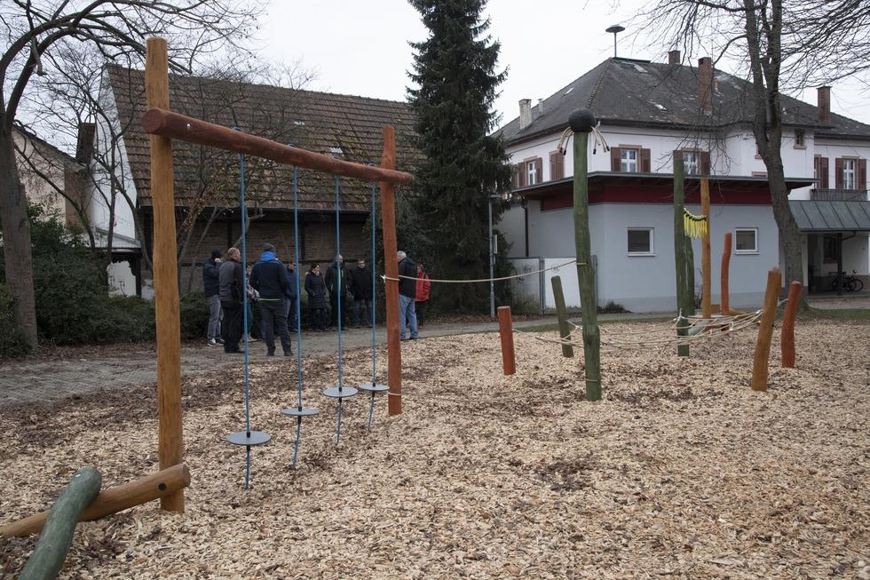 Spielplatz (Hügelheim) - Müllheim