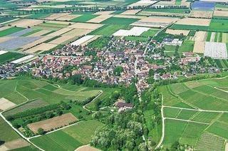 Stadtteil Hügelheim