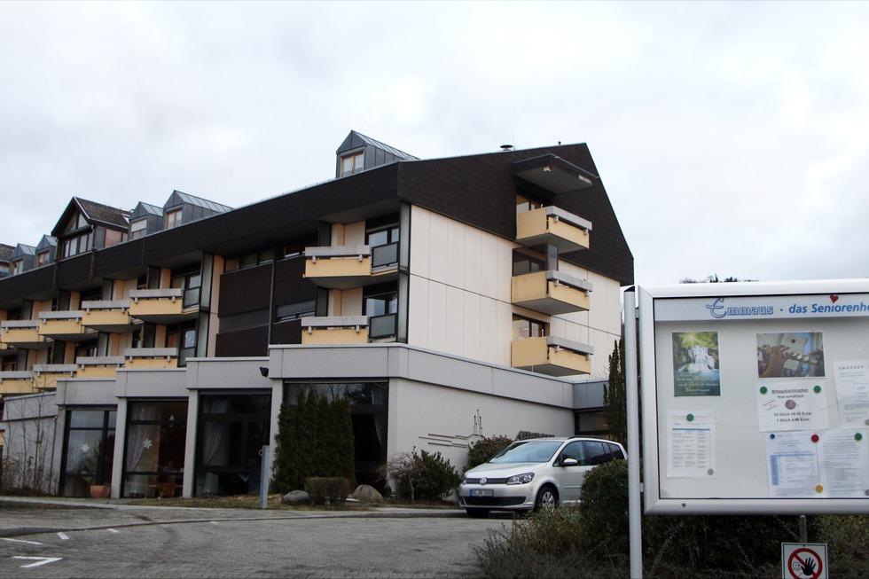 Seniorenheim Emmaus (Oberweier) - Friesenheim