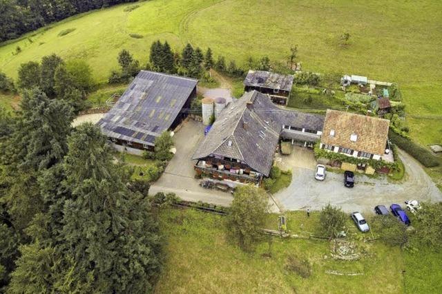 Ferienhof Lenzlisberg (Wittelbach)