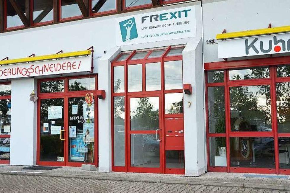 Frexit - Live Room Escape - Freiburg