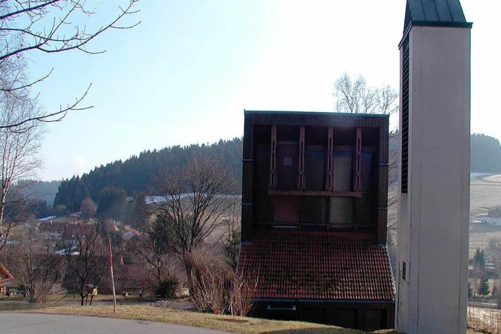 Evangelische Kirche - Herrischried