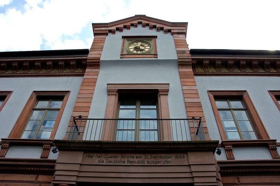 Altes Rathaus - Lörrach