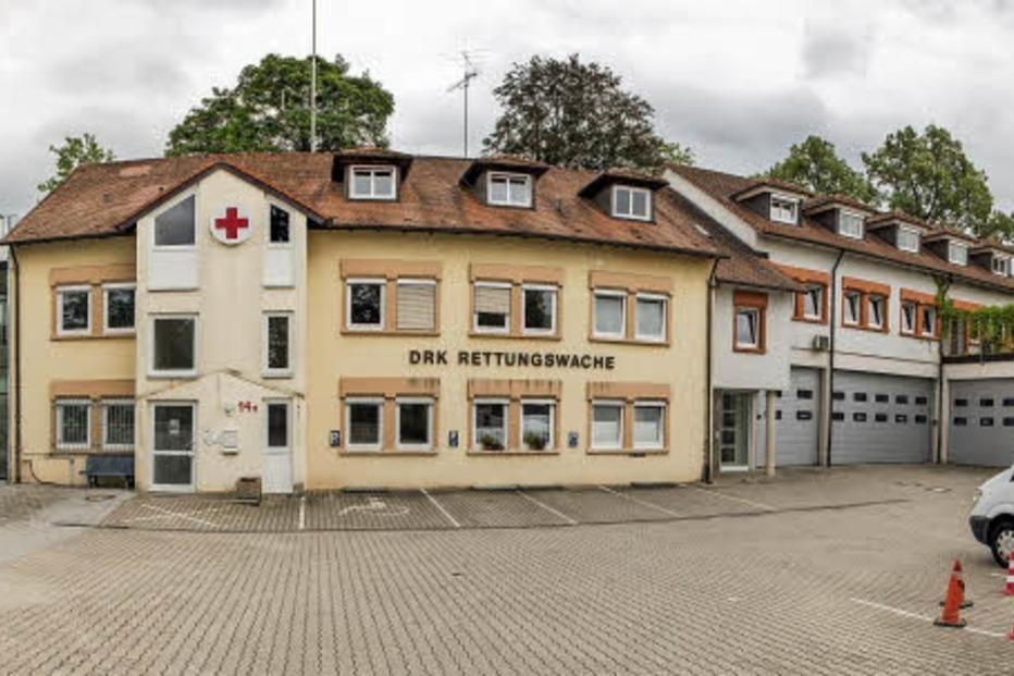 Rotkreuzhaus - Müllheim
