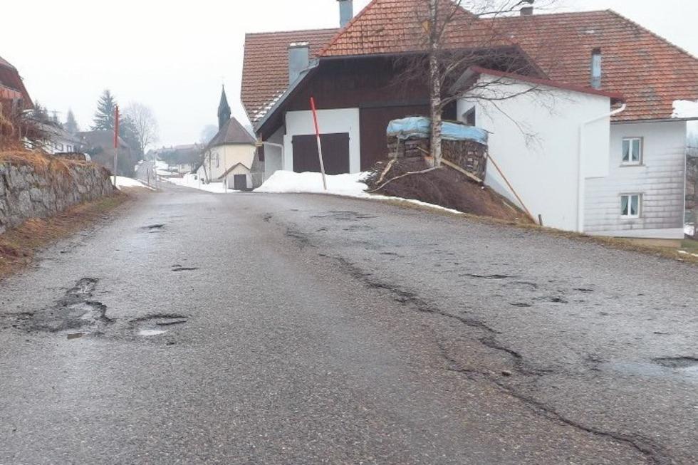 Ortsteil Hogschür - Herrischried