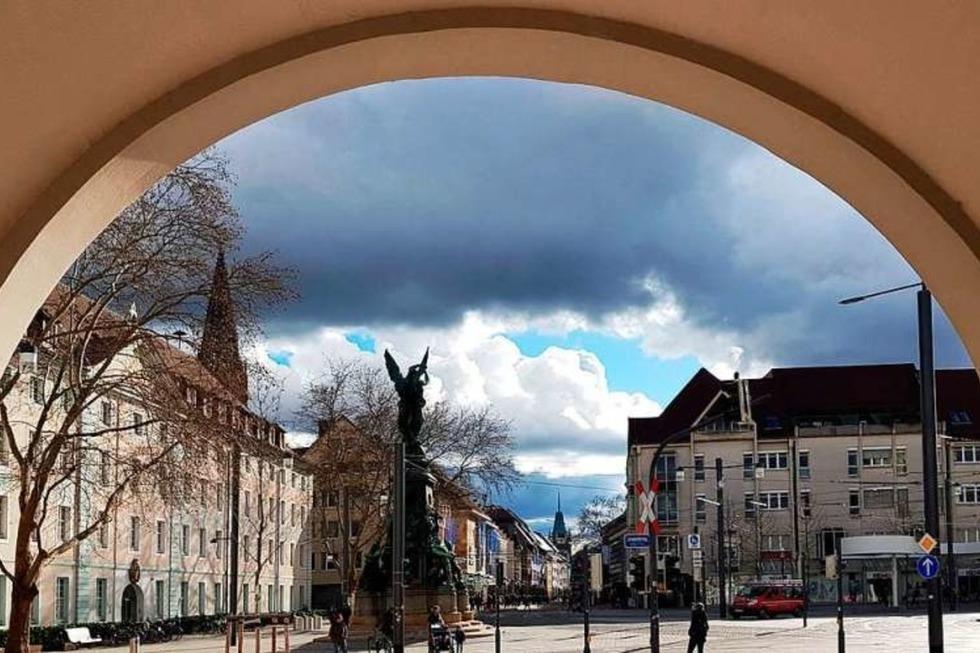 Europaplatz - Freiburg