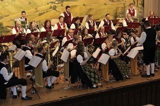 Trachtenkapelle Todtnauberg und Stadtmusik Schönau