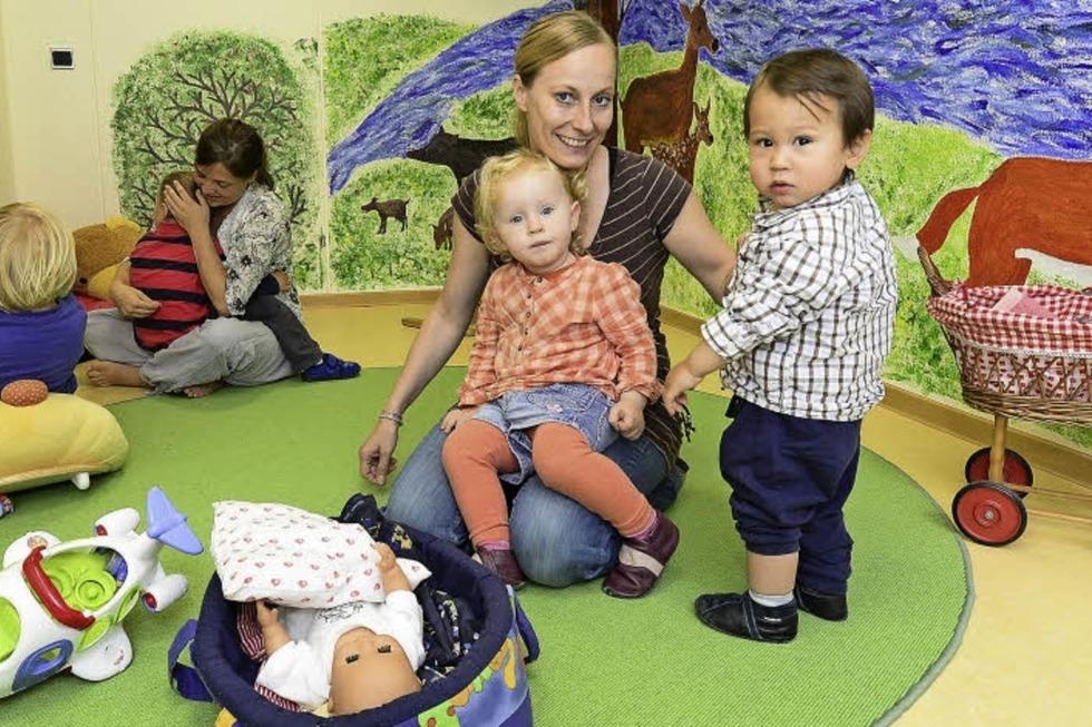 Kindertagespflege Stadtgartenknirpse - Freiburg