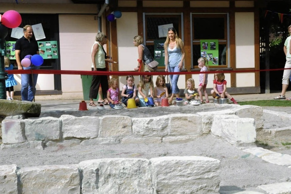 Ev. Kindergarten Pfistergässle - Denzlingen
