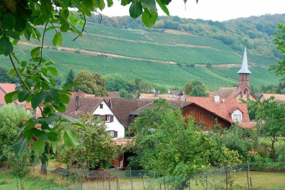 Ortsteil Niederweiler - Müllheim