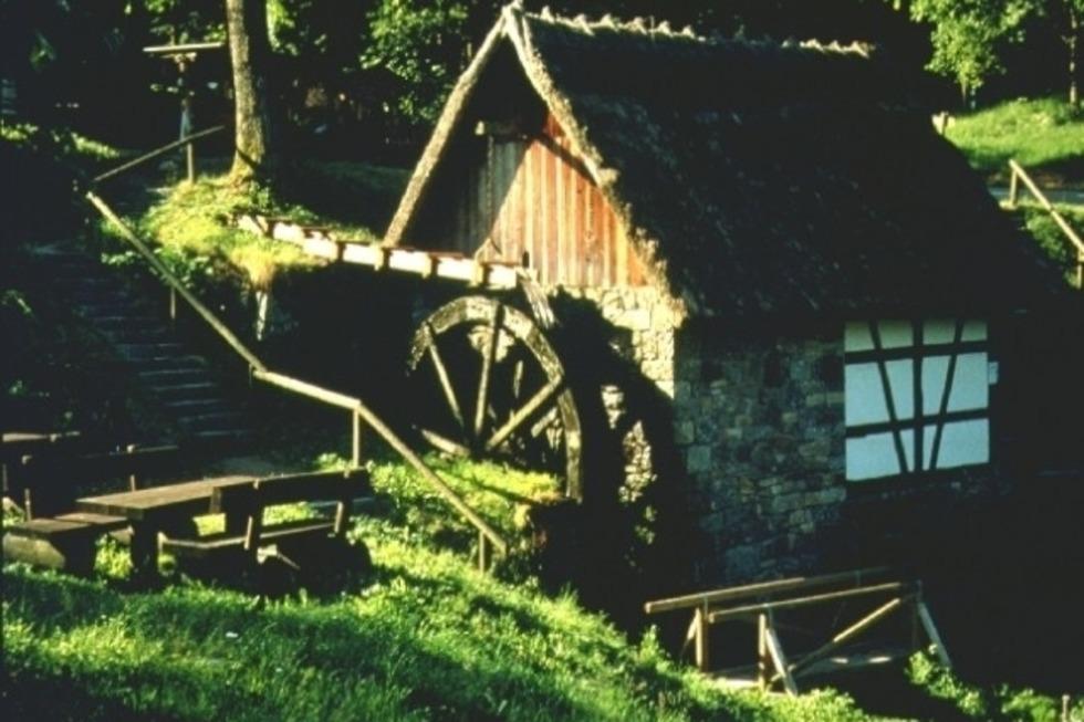 Straubenhöfmühle - Sasbachwalden