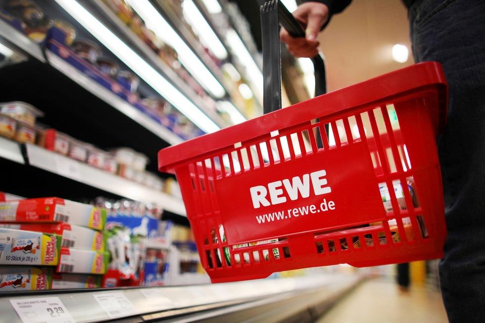 Rewe-Markt - Wehr