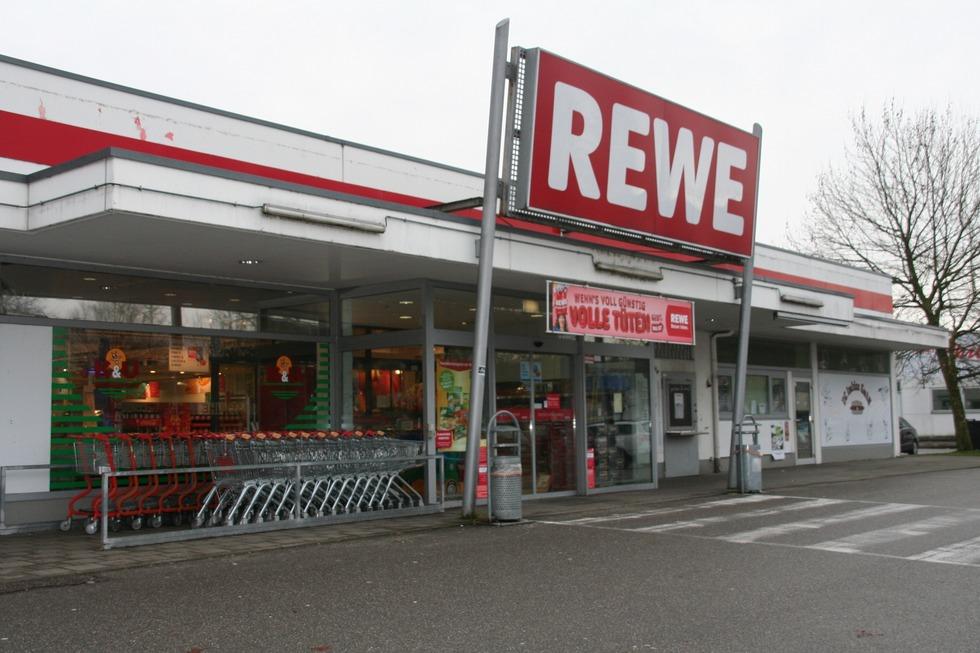 Rewe-Markt - Schopfheim