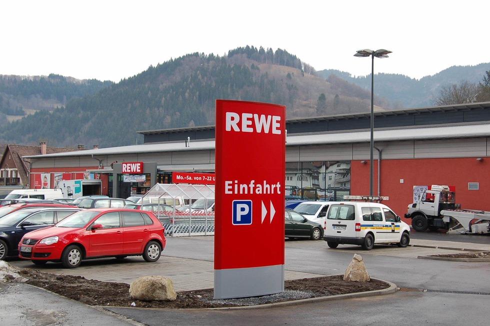 Rewe-Markt - Schönau