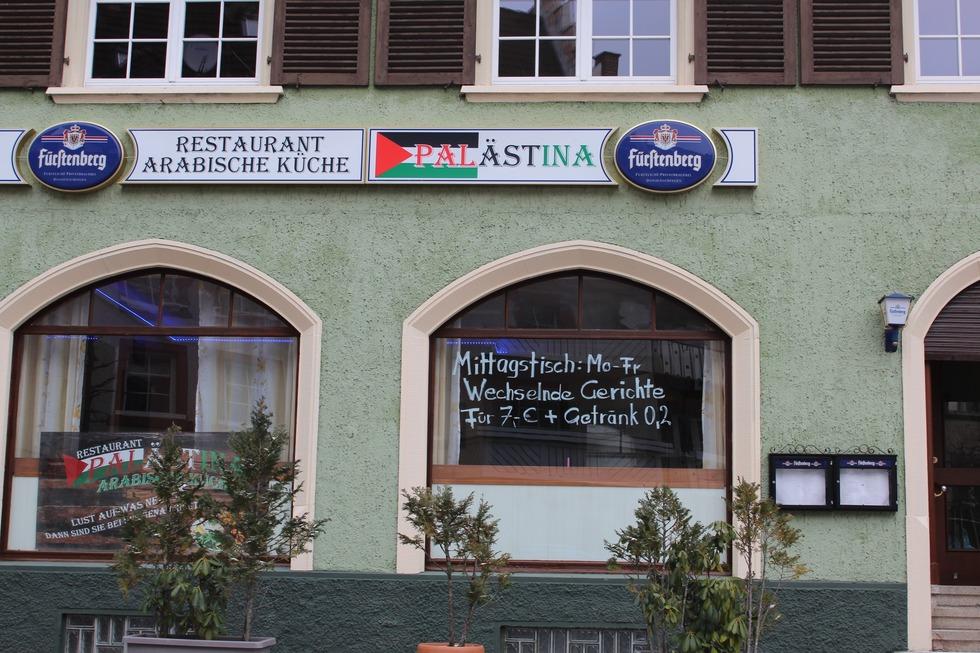 Restaurant Palästina - Löffingen