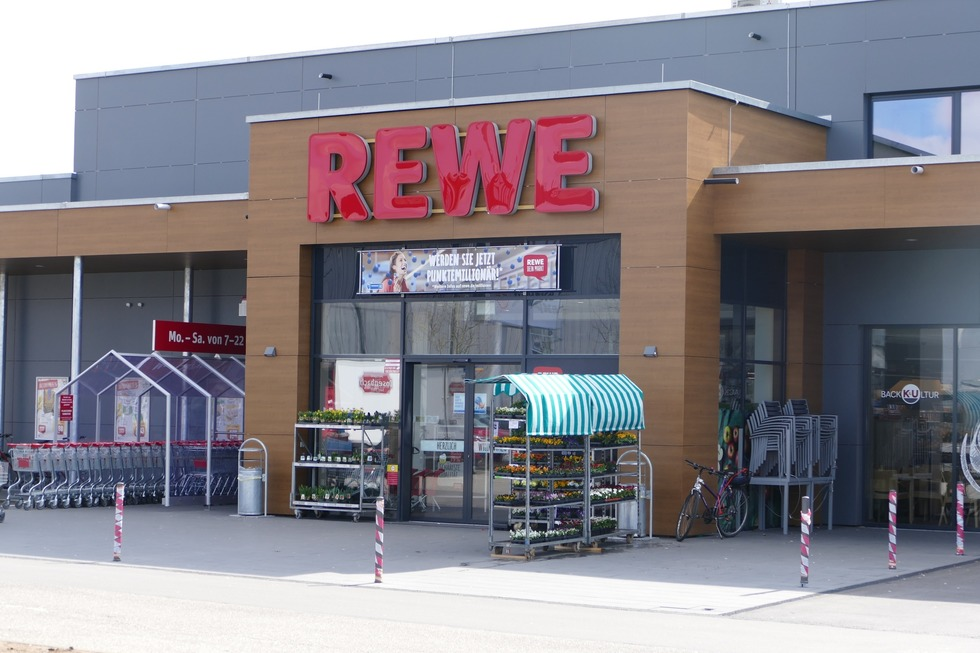 Rewe-Markt - Bad Säckingen