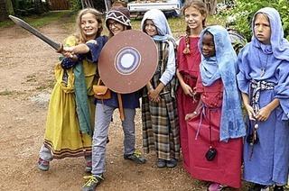 Froschkönig, Theater, Alamannen: Tipps für Kids