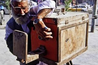 Dokumentation zur Fotografie-Praxis in Afghanistan in den Räumen des Centre Culturel Français am Münsterplatz