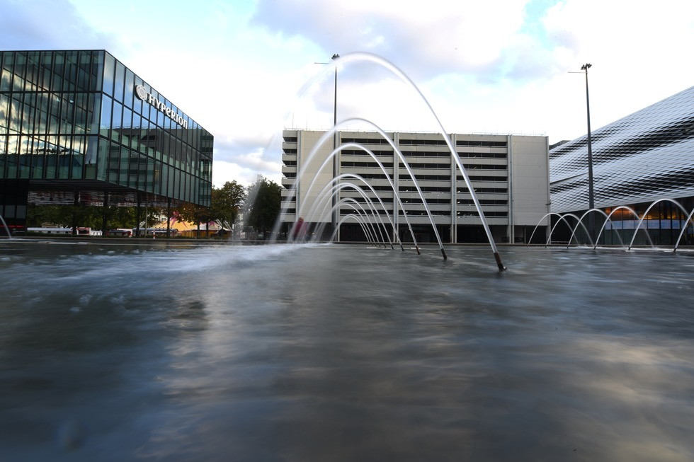 Messeplatz Basel - Basel