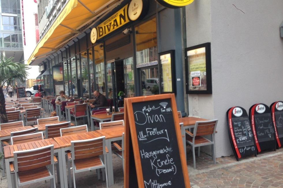 Restaurant Divan - Freiburg